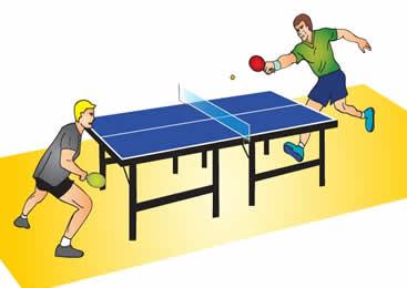 693ccd4d4 Ping Pong ( tenis de mesa ) - Desportos